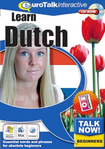 Talk Now Learn Dutch: Essential Words and Phrases for Absolute Beginners (PC/Mac) By EuroTalk Ltd.