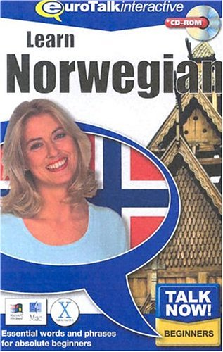 Talk Now! Learn Norwegian: Essential Words and Phrases for Absolute Beginners by EuroTalk Ltd.