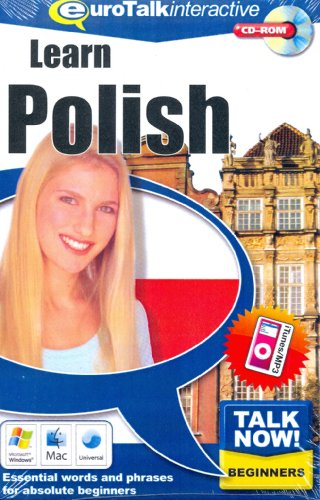 Talk Now Learn Polish: Essential Words and Phrases for Absolute Beginners (PC/Mac) By EuroTalk Ltd.