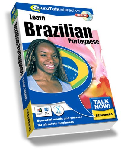 Talk Now Learn Brazilian Portuguese: Essential Words and Phrases for Absolute Beginners (PC/Mac) By EuroTalk Ltd.