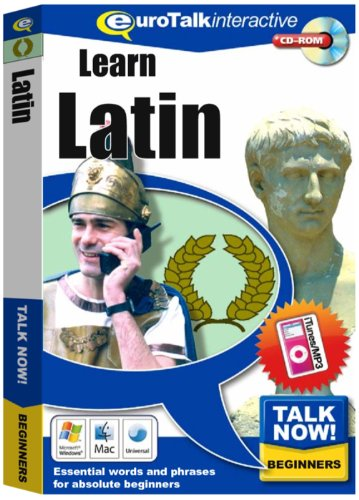 Talk Now Learn Latin: Essential Words and Phrases for Absolute Beginners (PC/Mac) By EuroTalk Ltd.