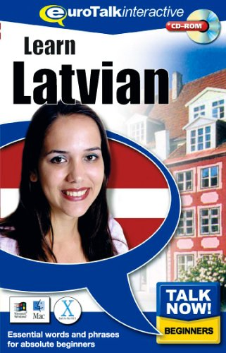 Talk Now! Learn Latvian By EuroTalk Ltd.