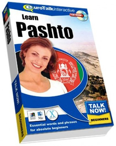 Talk Now Learn Pashto: Essential Words and Phrases for Absolute Beginners (PC/Mac) By EuroTalk Ltd.