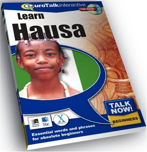 Talk Now Learn Hausa: Essential Words and Phrases for Absolute Beginners (PC/Mac) By EuroTalk Ltd.