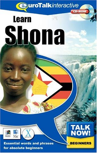 Talk Now! Learn Shona By EuroTalk Ltd.