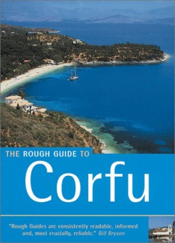 The Mini Rough Guide to Corfu by Nick Edwards