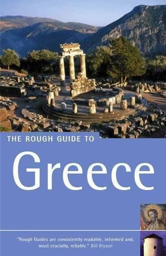 The Rough Guide To Greece (10th Edition) By Mark Ellingham