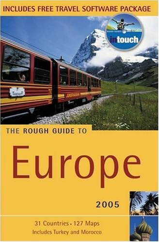The Rough Guide to Europe By DK