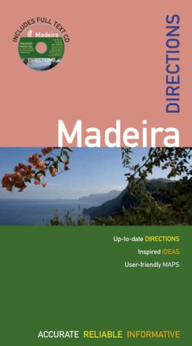 Rough Guide Directions Madeira By Matthew Hancock