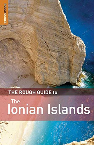 The Rough Guide to the Ionian Islands by Nick Edwards