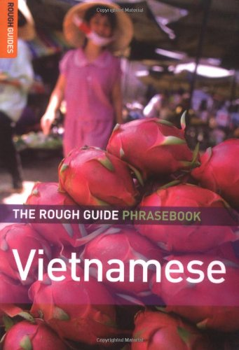 The Rough Guide Phrasebook Vietnamese By Lexus