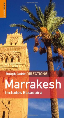 Rough Guide Directions Marrakesh by Daniel Jacobs