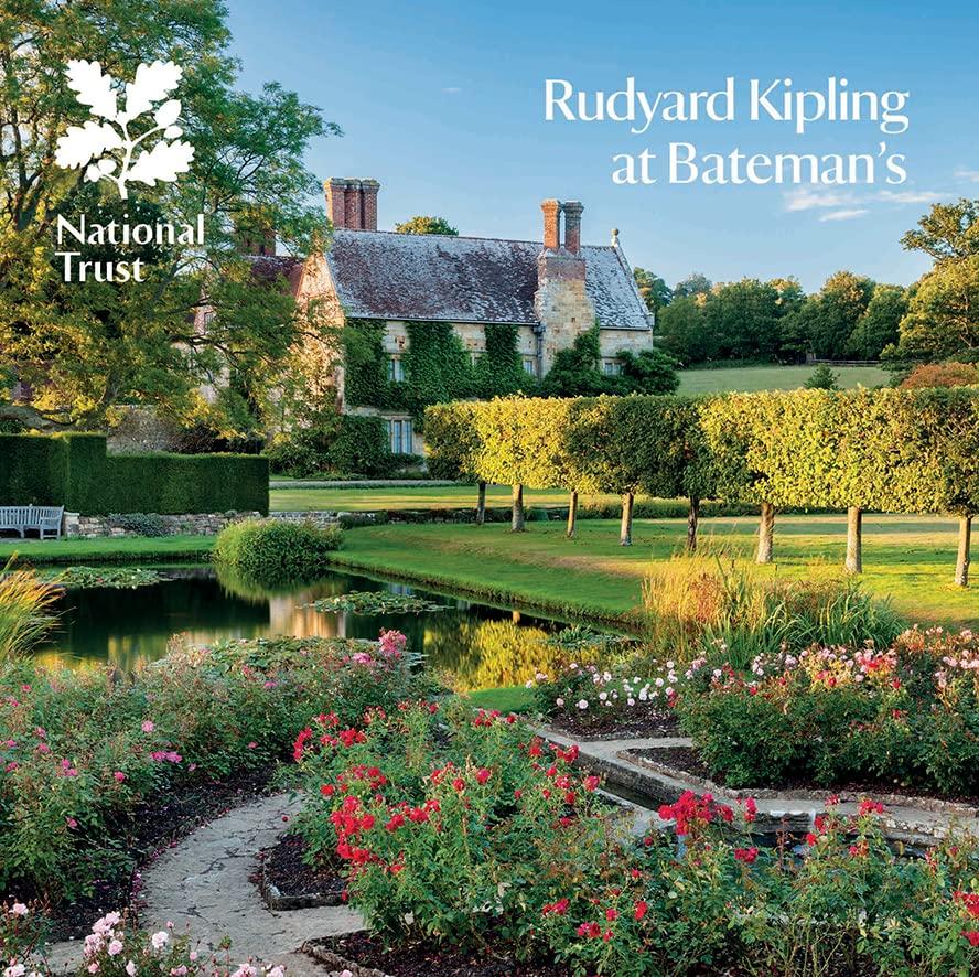 Rudyard Kipling at Bateman's, East Sussex By Oliver Garnett