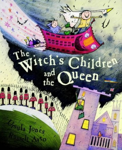 The Witch's Children and the Queen by Ursula Jones