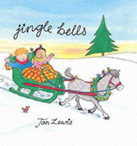 Jingle-Bells-Shimmery-Board-Books-by-Lewis-Jan-1843621010-The-Cheap-Fast-Free