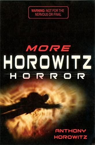 Horowitz Horror 2 By Anthony Horowitz