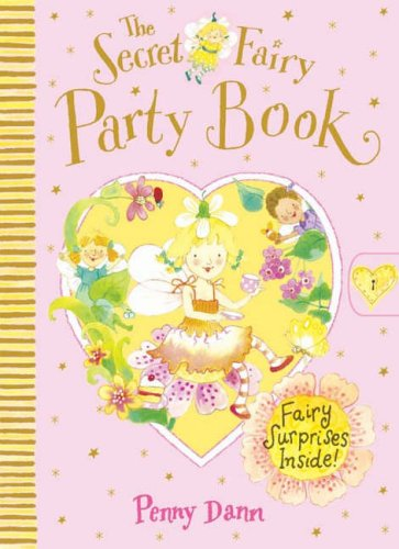 Party Book By Penny Dann