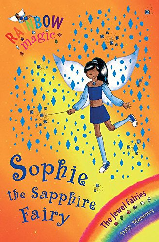 Sophie the Sapphire Fairy by Daisy Meadows
