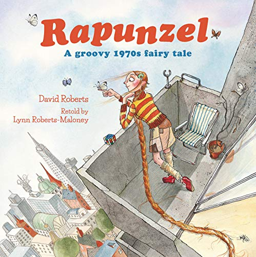 Rapunzel By David Roberts