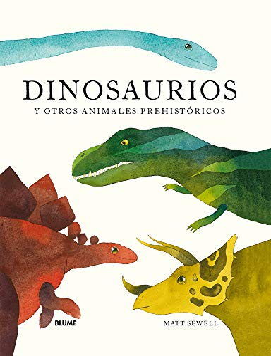 Dinosaurs By Matt Sewell