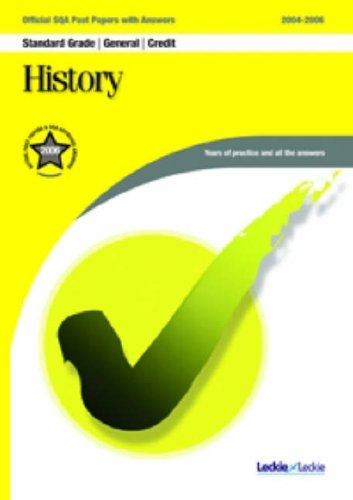 History General / Credit SQA Past Papers
