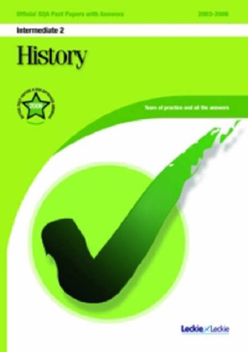 intermediate history past papers