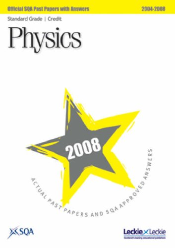 Physics Standard Grade (Credit) SQA Past Papers By SQA