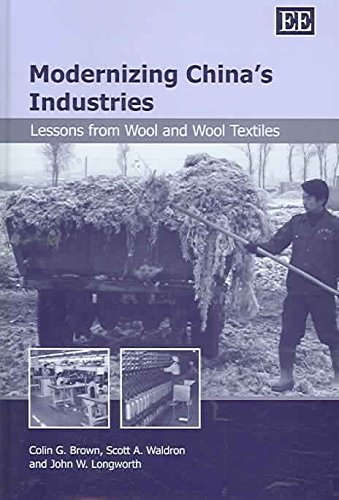 Modernizing China's Industries By Colin G. Brown