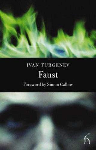 Faust By Ivan Turgenev
