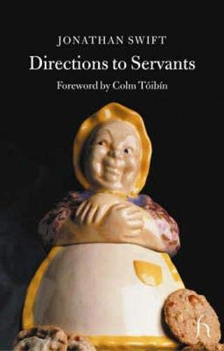 Directions to Servants By Jonathan Swift