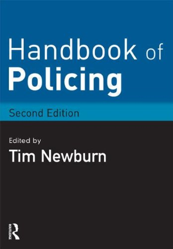 Handbook of Policing by Tim Newburn