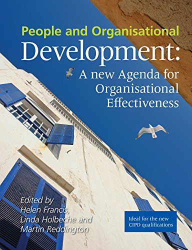 People and Organisational Development By Helen Francis