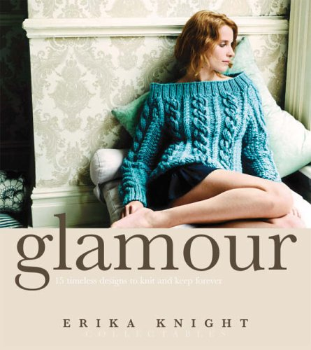 Erika Knight Collectables: Glamour By Erika Knight