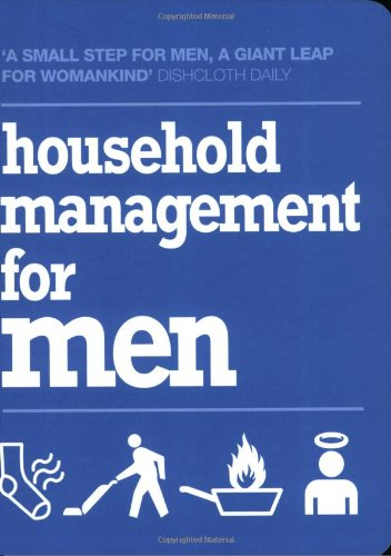 Household Management for Men by Nigel Browning