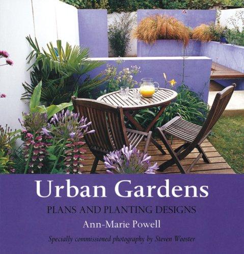 Urban Gardens By Ann-Marie Powell