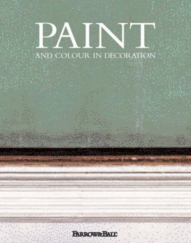 Paint and Colour in Decoration by Tom Helme