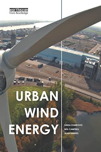 Urban Wind Energy By Sinisa Stankovic