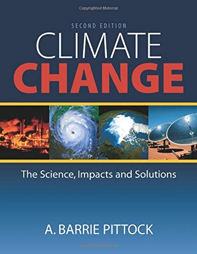 Climate Change By A. Barrie Pittock