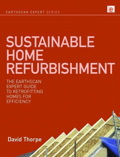 Sustainable Home Refurbishment By David Thorpe