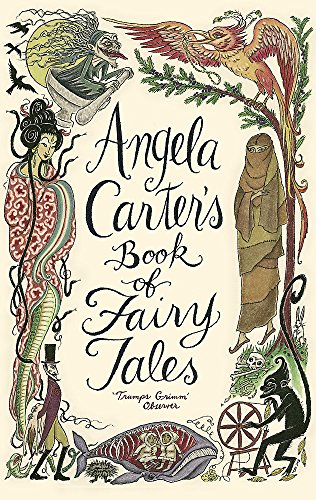 Angela Carter's Book of Fairy Tales by Angela Carter