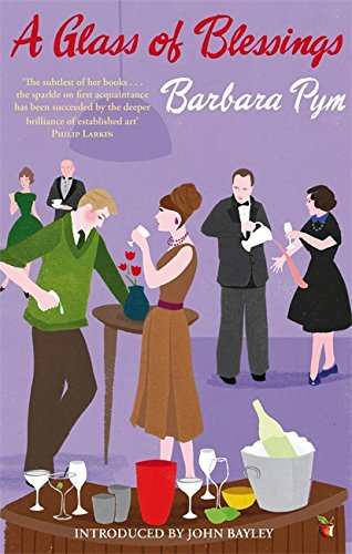 A Glass Of Blessings By Barbara Pym