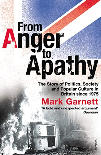 From Anger To Apathy By Dr Mark Garnett