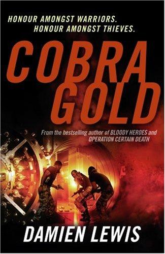 Cobra Gold By Damien Lewis