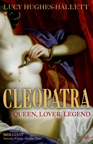 Cleopatra By Lucy Hughes-Hallett