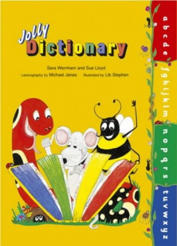 Jolly Dictionary By Sara Wernham