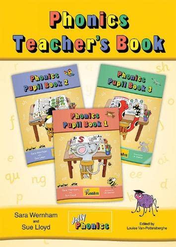 Jolly Phonics Teacher's Book von Sara Wernham