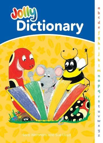 Jolly Dictionary von Sara Wernham