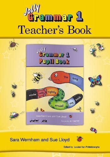 Grammar-1-Teacher-039-s-Book-In-Precursive-Letters-British-Englis-by-Lloyd-Sue