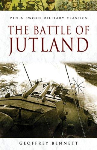 The Battle of Jutland By Geoffrey Bennett