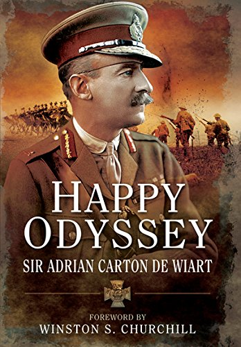 Happy Odyssey von Adrian Carton de Wiart